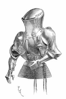 Free Stechzeug—Jousting Armor Royalty Free Stock Images - 92138089