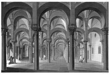 Free Mosque–Cathedral Of Córdoba Royalty Free Stock Image - 92138966
