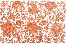 Free Floriated China Vase Design Royalty Free Stock Photos - 92140428