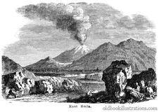 Free Mount Hekla Royalty Free Stock Images - 92142699