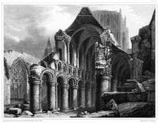 Free Hereford Cathedral—the Nave Stock Photography - 92142732