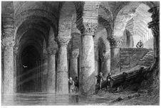 Free Basilica Cistern Royalty Free Stock Photo - 92142945