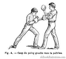 Free Boxing: Strike And Parry &x28;2&x29; Stock Photos - 92143933