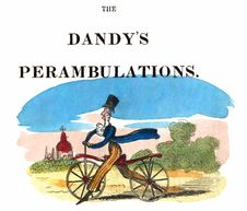 Free The Dandy's Perambulations—Title Stock Images - 92144474