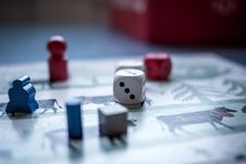 Free Board Game Stock Photo - 92160580