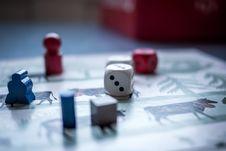 Free Board Game Stock Photo - 92160580