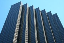 Free Exterior Of Modern High Rise Royalty Free Stock Photography - 92160987