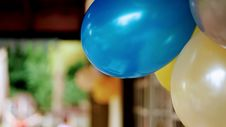 Free Colorful Balloons Royalty Free Stock Images - 92161229