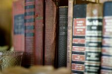 Free - Old Books Vintage Brown Red Royalty Free Stock Image - 92161666