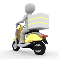 Free Motor Vehicle, Yellow, Scooter, Vehicle Royalty Free Stock Images - 92165429