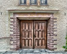 Free Brickwork, Door, Facade, Brick Stock Photos - 92166013