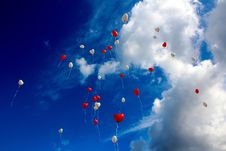Free Sky, Blue, Cloud, Daytime Stock Images - 92174614