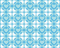 Free Seamless Pattern Of Hearts - Vector Image Royalty Free Stock Photo - 9228485