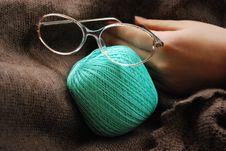 Free Cotton Threads Stock Photos - 9220363