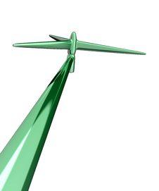 Free 3d Wind Turbine Mill Stock Photos - 9220453