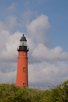 Free Ponce Inlet Lighthouse Stock Photos - 9221363