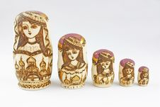 Free Russian Doll Stock Images - 9222314