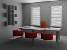 Free Office Interior Stock Photos - 9223173
