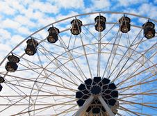 Free Ferris Wheel Stock Photography - 9224132