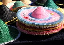 Free Sun Hats Royalty Free Stock Image - 9224396