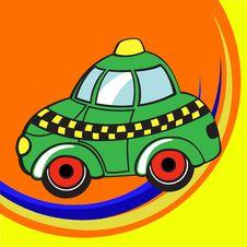 Free Taxi Car Stock Photos - 9225353