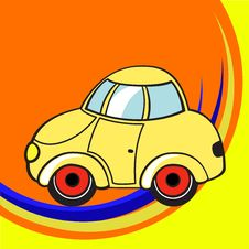 Free Little Funky  Car Stock Images - 9225364