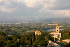 Free Umbria Landscape Royalty Free Stock Photos - 9225548