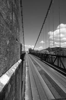 Free Long Bridge Stock Photo - 9225570