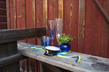 Free Swedish Graduating Kit Stock Photo - 9225650