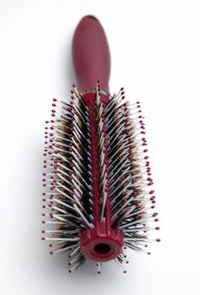 Free Hairbrush Stock Image - 9226761