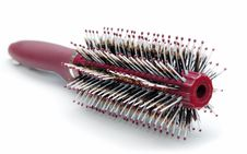 Free Hairbrush Royalty Free Stock Images - 9226799