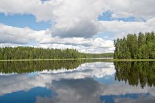 Free Karelian Landscape Stock Photos - 9226873