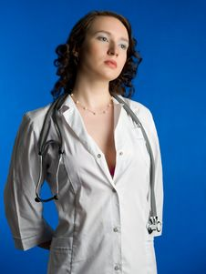 Free Doctor Stock Image - 9227601
