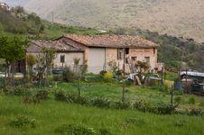 Free Rural House Stock Photo - 9228320