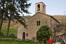 Free Church, Italy Stock Photo - 9228350