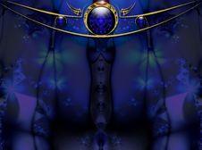 Free Photo Background  Fractal Layout Design Stock Image - 9229181