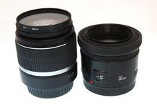 Free Dslr Lenses Stock Photos - 9229413