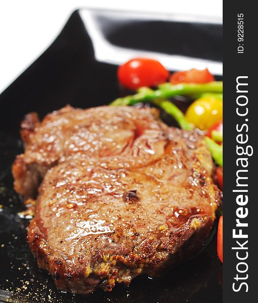 Hot Meat Dishes - Ribai
