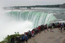 Free Niagara On The Edge Of The Abyss Stock Photos - 92236253