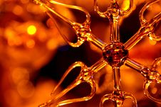Free Glass Ornament Close Up Royalty Free Stock Photography - 92236767