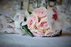 Free Bridal Bouquet Stock Image - 92236861