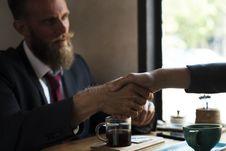 Free Business Handshake Royalty Free Stock Image - 92237646
