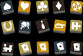 Free Games Icon Set Royalty Free Stock Image - 9234686