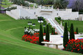 Free The Garden Of Bahai Royalty Free Stock Image - 9236396