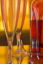 Free Champagne Glasses Royalty Free Stock Image - 9237906