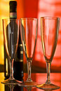 Free Champagne Glasses Royalty Free Stock Images - 9237919