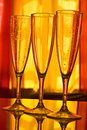 Free Champagne Glasses Stock Photography - 9237952