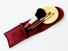 Free Cosmetic Brush Stock Images - 9230264