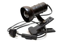 Free Black Lamp Stock Photography - 9231532
