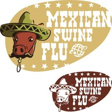 Free Mexican Swine Flu Royalty Free Stock Photo - 9232665